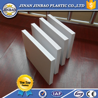 rigid hard surface 15mm thick furniture laminated foam sheet