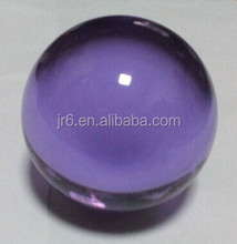 Cheap Lovely Seven Color Crystal Ball & Solid Glass Crystal Ball