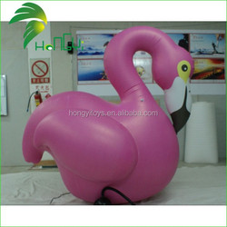 Durable Modeling Inflatable Pink Turkey Inflatable Cartoon For Sale