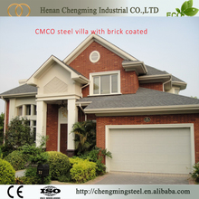 Easy And Quick Assembly Iron Prefab House \ Wendy Style Prefab House \ Prefab Container Star Hotel