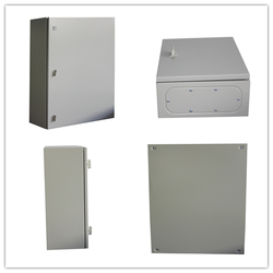 IP65 Wall Mounting Metal Enclosure/Metal distribution box for power supply
