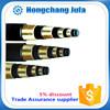 ali baba china rubber hose High pressure hose hydraulic fittings