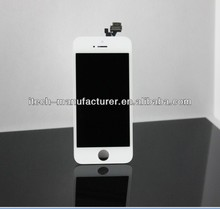 original&high quality&wholesale price Back Cover LCD for iPhone5 with Battery,Replacement Repair Parts