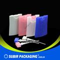 Caliente- la venta 20ml libre de la muestra vacíos de la tarjeta de crédito del atomizador de perfume desinfectante antibacterial para manos botella de spray