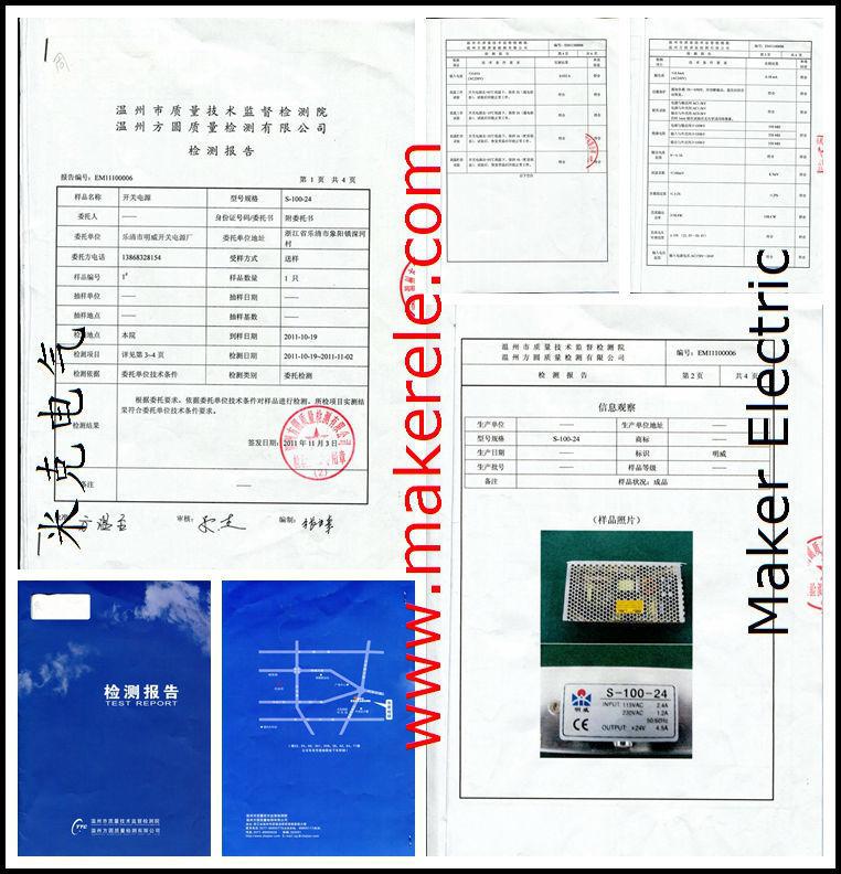 Купить низкая цена 300w 24v din-рейку питания с функцией измерения lp-300-24