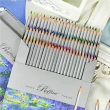 Marco Fine Art lapis de cor 72 Colors Drawing Pencils Drawing Sketches Mitsubishi School Supplies Secret Garde Pencil