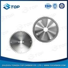 various types of carbide types saws cutting wood blade supplier