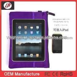 Fashion Neoprene laptop Computer Bag for Ipad