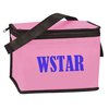Promotion Reusable Non-woven Six Pack Cooler Bag