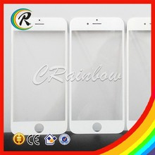 6 month warrenty cover glass for iphone 6 glass screen