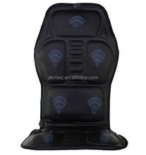 vibration car back massage seat cushion with CE, ROHS
