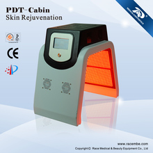 New Red Blue Green LED Light Therapy For Salon Use