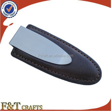 smart personalized money clip leather for men