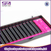 wholesale free sample korean silk mink eyelash extension