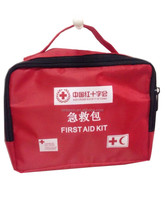 2015 outdoor travel emergency first aid bag, handle medical kit bag