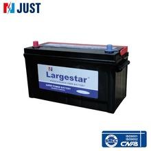 Industry leading 12v 100ah japan standard starter car battery