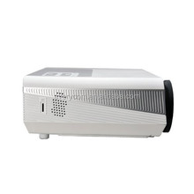 2014 hot selling 1080P LED 3D projector 1280*800 4500 ansi lumens HD home projector with Build-in Wifi