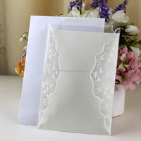 China Import Cheapest Special Ideal Products Wedding Cards with Heart