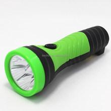 Gift promotion samll plastic torchlight ,samll hunting torchlight ,outdoor charging torchlight