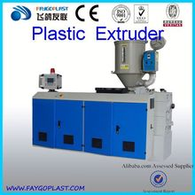 promotional plastic extruder pvc extrusion machineSJZ80