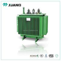 Voltage step down transformer price 11kv 13kv/0.4kv Capacity 120-3500KVA power distribution electic transformer oil