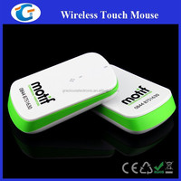Customized logo printing usb mouse specification with touch mouse