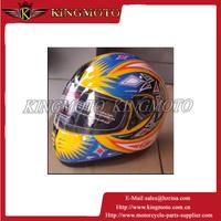 open face glass fiber reinforced plastic racing moto helmet used for motorcycle sale