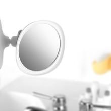 360-degree rotation wash basin mirror
