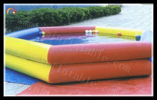 2015 duble ring giant pool inflatable / inflatable spa pool / inflatable float pool holiday