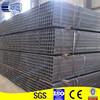 ASTM A500/EN10210/EN10219 Structural Black or Galvanized MS Square Tube