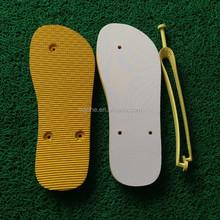 heat transfer sublimation slipper,rubber Flip-Flops