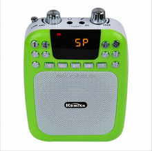 Wireless speakers outdoor loudspeaker with FM TF card,USB fuction