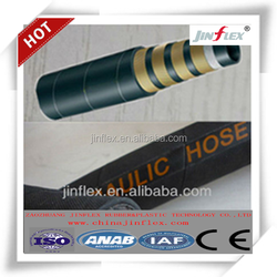 china manufacturer high quality hydraulic hoses rubber hoses SAE100 R1AT 3/8''