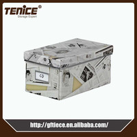 Tenice moderen living room furniture design cd dvd paper box