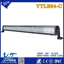 10-30V 31.5inch IP 67 High Quality led light bar cover for vehicle offroad boat car