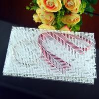 wholesale colorful printed custom OPP plastic cellophane christmas gift bag