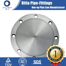Oil & gas pipeline forged ss304 flange