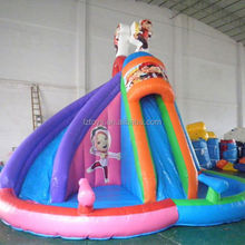 water slides used , LZ-B2013 outdoor sport water slide