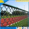Galvanized pvc playground chain link fencing