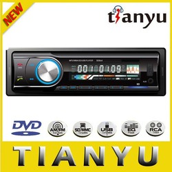 one din car head unit with video / dvd