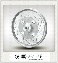 China Motorcycle/E-bicycle front hub wheel