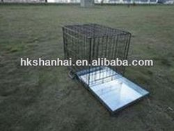 Indoor or Outdoor chain link dog kennel cages