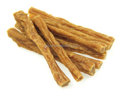 wholesale private lable pet snacks rabbit stick new products