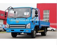 Low price of faw 5tons 4x4 mini truck