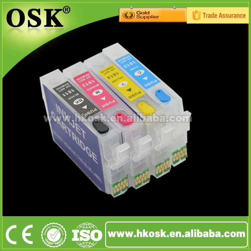 how to change ink cartridge epson xp 100