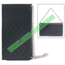 Handbag Style Plaid Texture leather case for samsung galaxy note 3