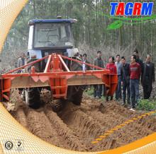 Generalized 2 rows cassava planter machine/cassava plantation 2AMSU ridging type