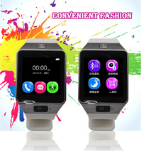 Alibaba express dual sim watch phone waterproof in stock