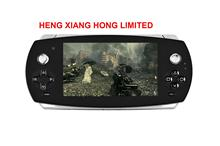Rockchip RK3028 Dual core 1 GB RAM 8G ROM HD display 5 inch Capacitive 5 point touch Android game console dropship