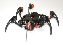 With CNC Alloy Mounting Brackets Accessory And Servo Spider Robot Toys KIT For Edutional